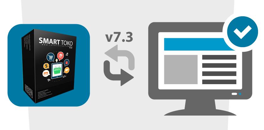 Update Baru Smart Toko v7.3