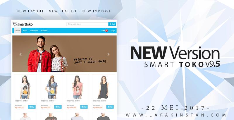 Jadwal Release Smart Toko v9.5 Yoooo!